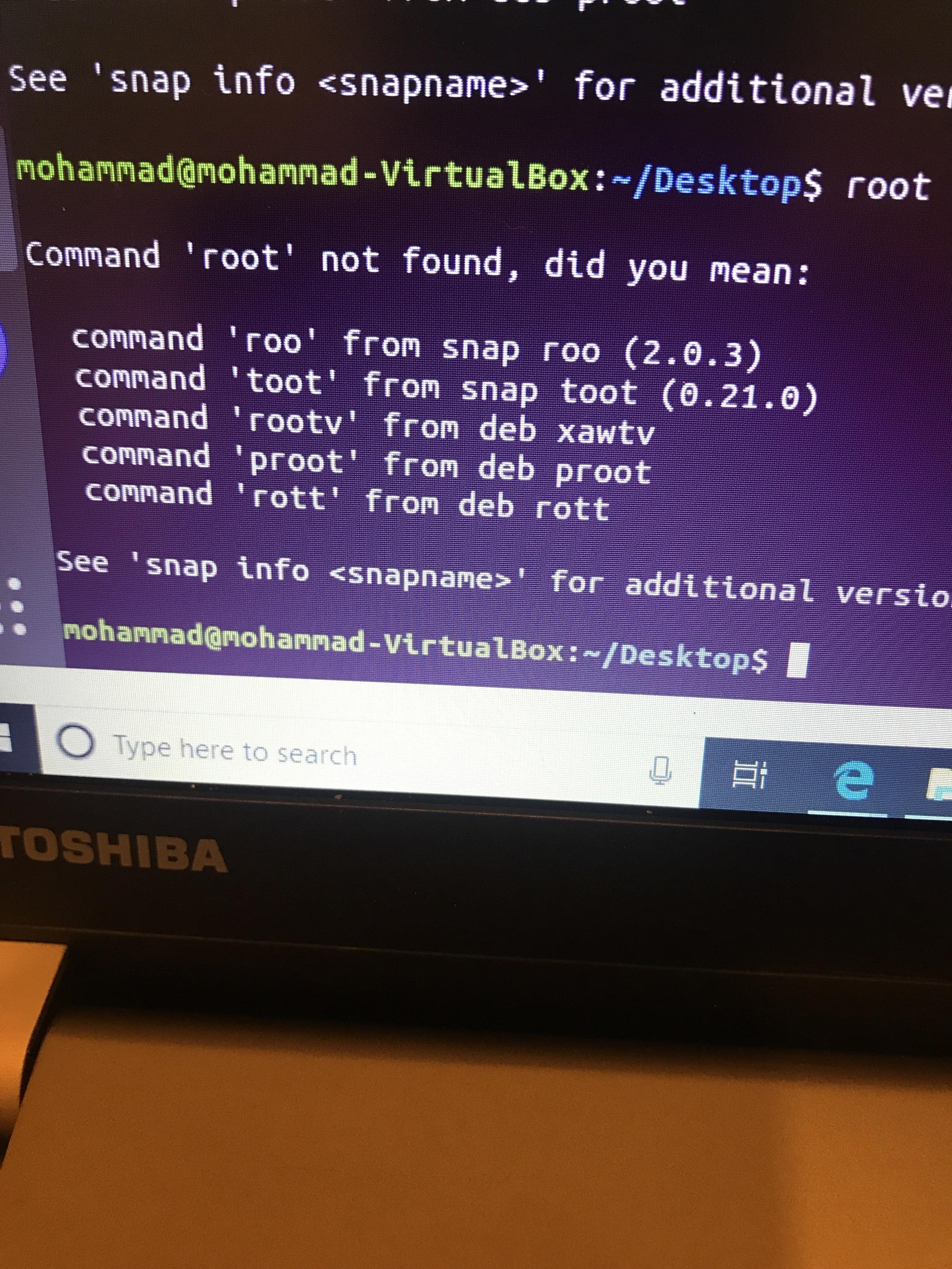 Cmake error at CMakelists txt - ROOT - ROOT Forum